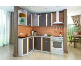 Кухонный гарнитур Бланка (Левый угол)