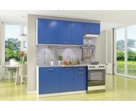 Кухонный гарнитур Бланка (Синий)
