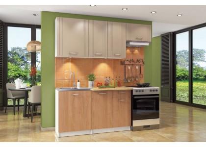Кухонный гарнитур Бланка (Малаго/вишня)