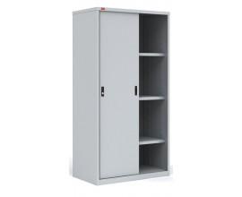 Архивный металлический шкаф ШАМ-11.К