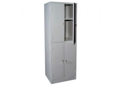 Архивный металлический шкаф ШАМ-24.0