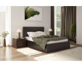Кровать находка 140х200 (Коричневая)