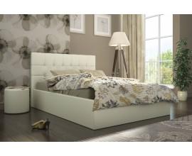 Кровать Находка 140х200 с подъёмных механизмом (Светлая)
