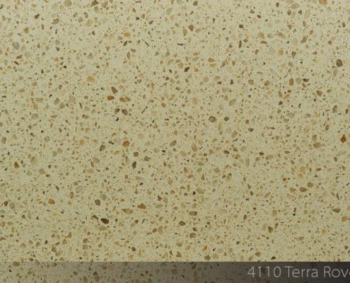 Кварцевый камень 4110 Terra Rovente