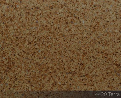 Кварцевый камень 4420 Terra Gilia