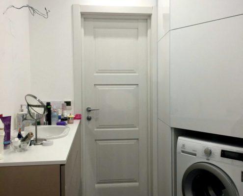 Шкаф и тумба под раковину для ванной комнаты на заказ
