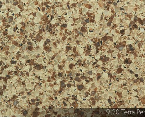 Кварцевый камень 9120 Terra Petrosa