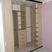 Встроенный шкаф-ггардеробная