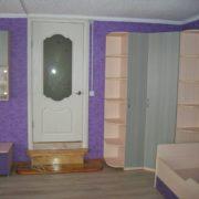 Шкаф для детской комнаты, изготовленный на заказ