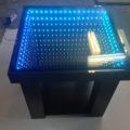 Журнальный столик со светодиодной подсветкой