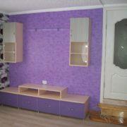 Стенка для детской комнаты на заказ