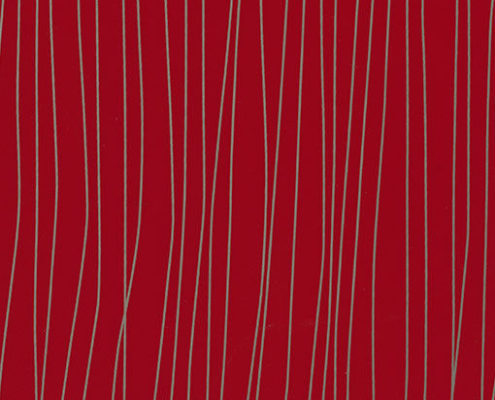 313-4 Страйп красный