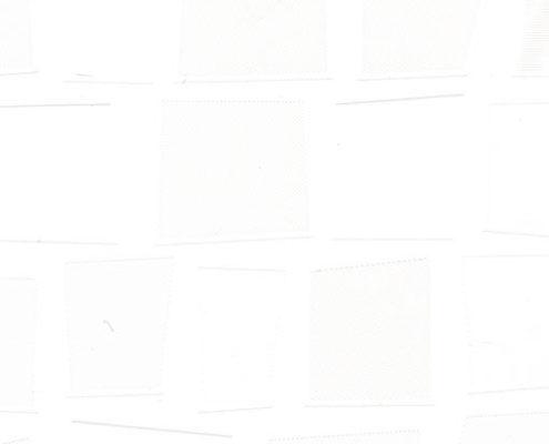 5230 Мозайка 3D белая