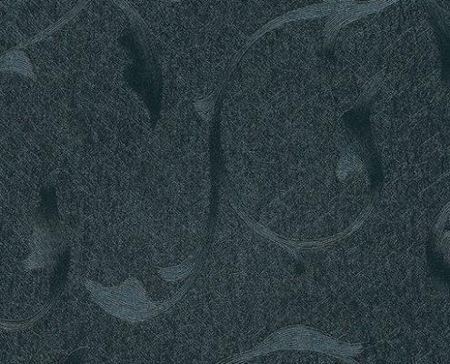 956-3 Черный шелк