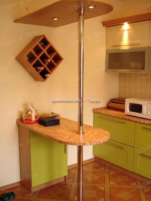 Как сделать барный стол на кухне